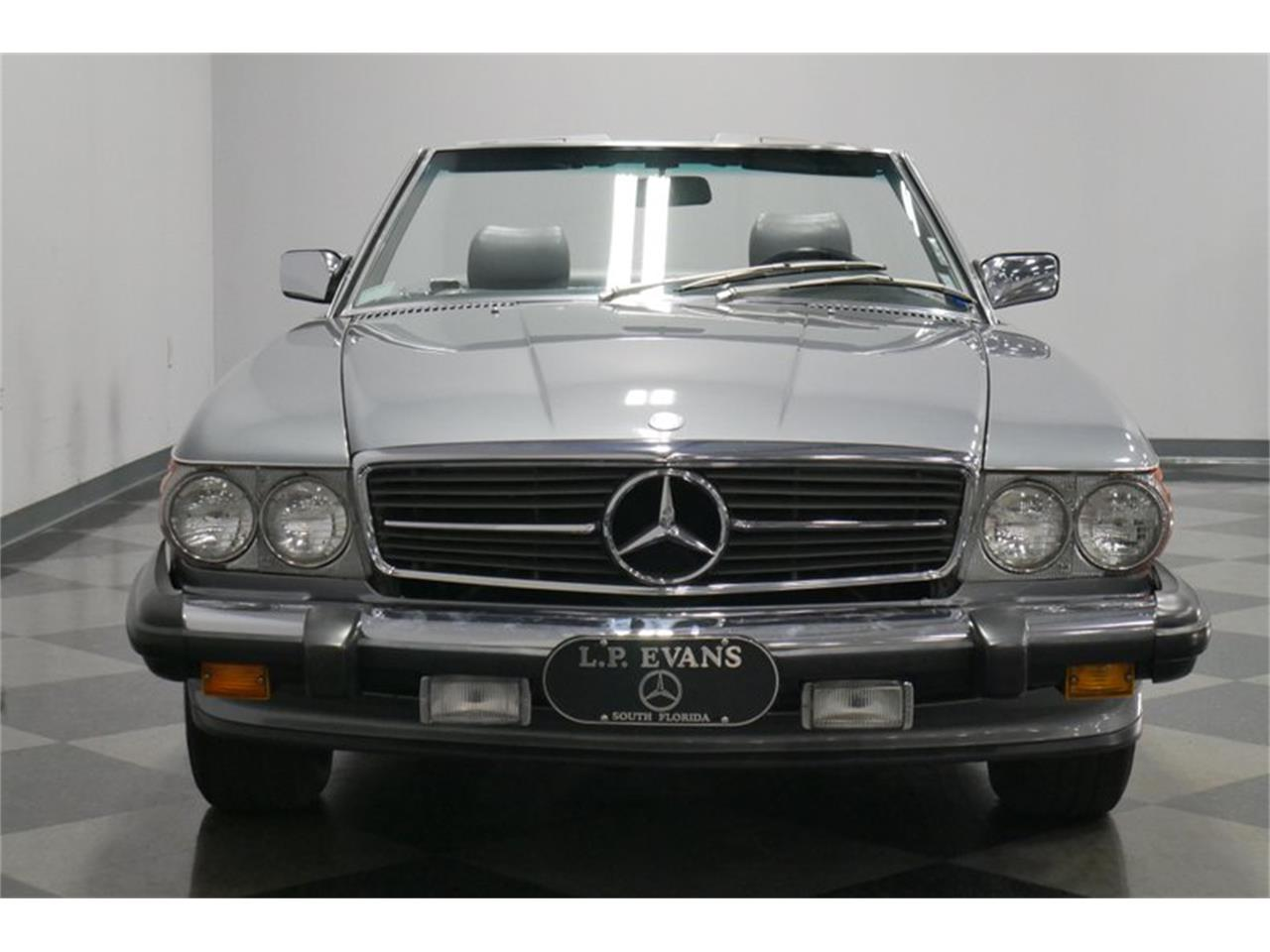1987 Mercedes-Benz 560SL (CC-1270507) for sale in Lavergne, Tennessee