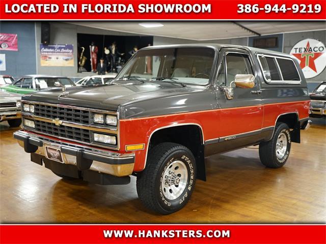 1991 Chevrolet Blazer (CC-1275075) for sale in Homer City, Pennsylvania