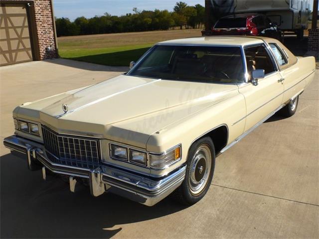 1976 Cadillac Coupe DeVille (CC-1275080) for sale in Arlington, Texas