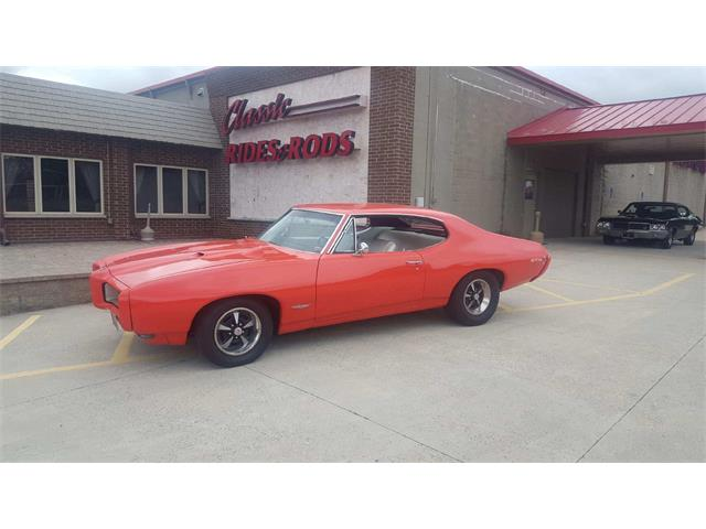 1968 Pontiac GTO (CC-1275081) for sale in Annandale, Minnesota