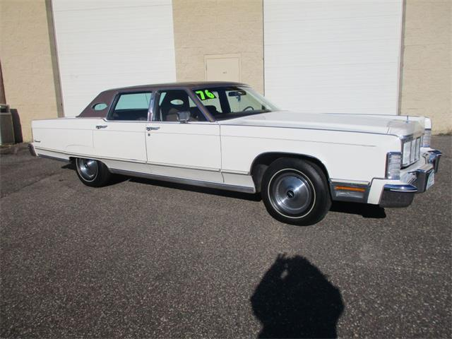 1976 Lincoln Continental (CC-1275143) for sale in Ham Lake, Minnesota