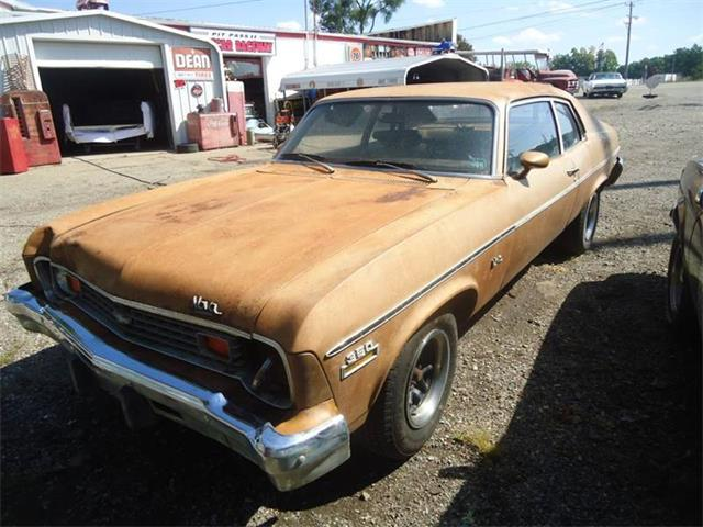 1974 Chevrolet Nova (CC-1275144) for sale in Jackson, Michigan