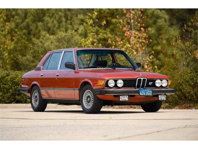 1980 BMW 528i (CC-1275165) for sale in Raleigh, North Carolina