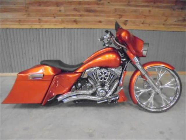 2012 Harley-Davidson FLHX (CC-1270517) for sale in Cadillac, Michigan