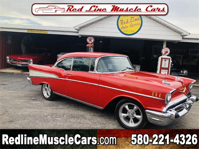 1957 Chevrolet Bel Air (CC-1275174) for sale in Wilson, Oklahoma