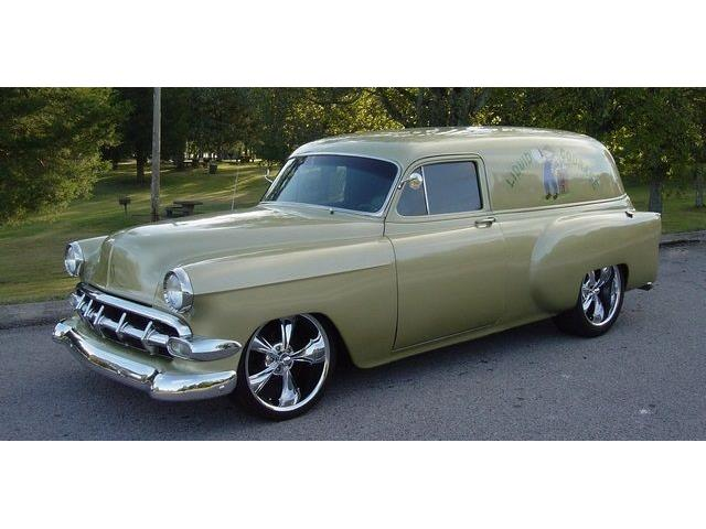 1954 Chevrolet Panel Delivery (CC-1275181) for sale in Hendersonville, Tennessee