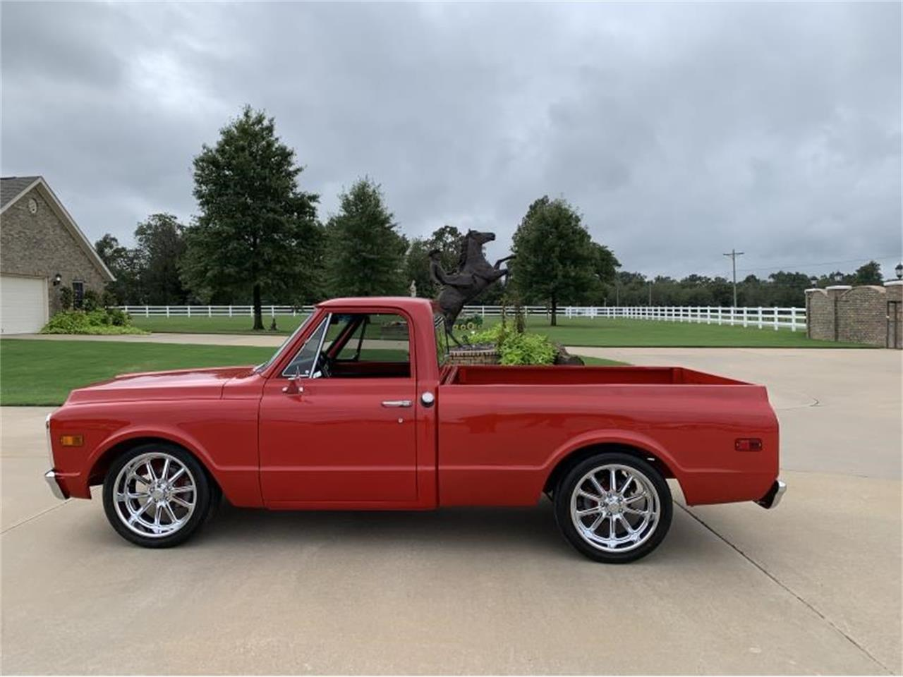 1972 Chevrolet C10 (CC-1275187) for sale in Colcord, Oklahoma