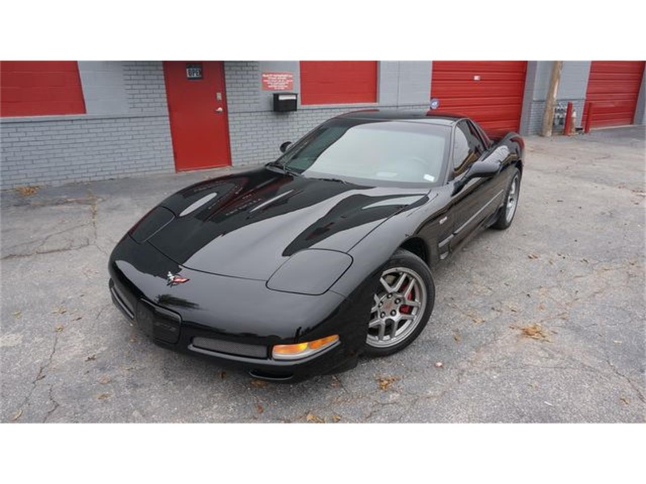 2004 Chevrolet Corvette (CC-1275191) for sale in Valley Park, Missouri