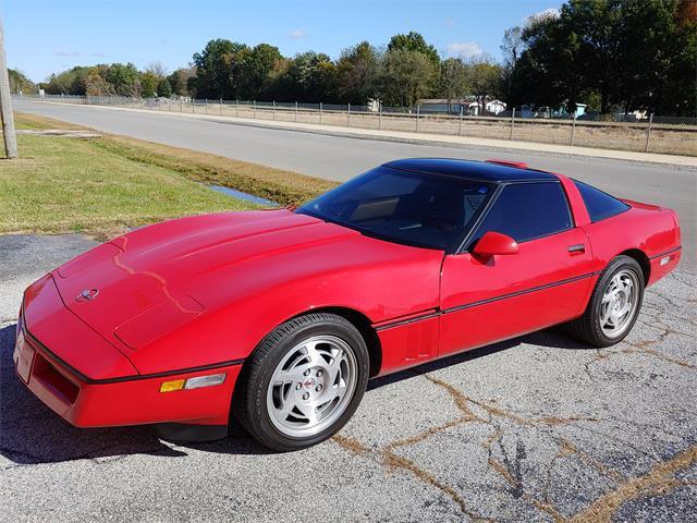 1990 Chevrolet Corvette C4 (CC-1275199) for sale in Pittsburg, Kansas