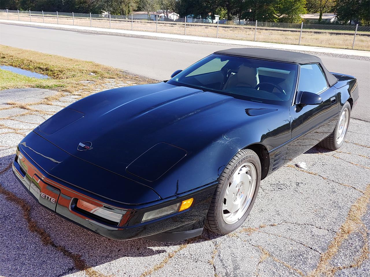 1994 Chevrolet Corvette C4 (CC-1275200) for sale in Pittsburg, Kansas