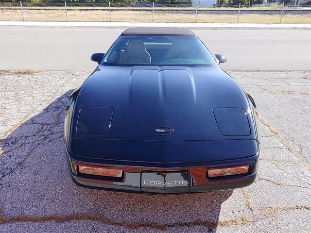 1994 Chevrolet Corvette C4 (CC-1275200) for sale in Pittsburg, Kansas