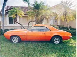 1969 Chevrolet Camaro RS (CC-1275203) for sale in Miami, Florida