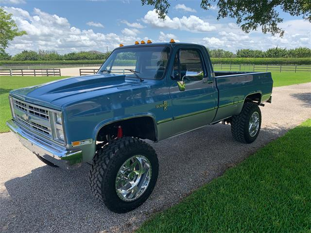 1987 Chevrolet 1 Ton Pickup (CC-1275207) for sale in West Palm Beach , Florida