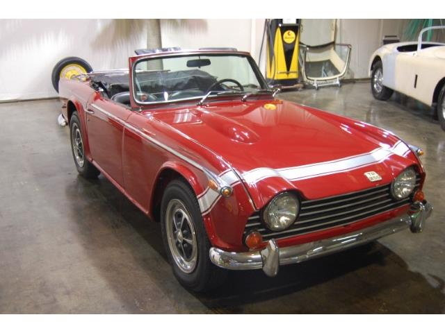1968 Triumph TR250 (CC-1275209) for sale in Marietta, Georgia
