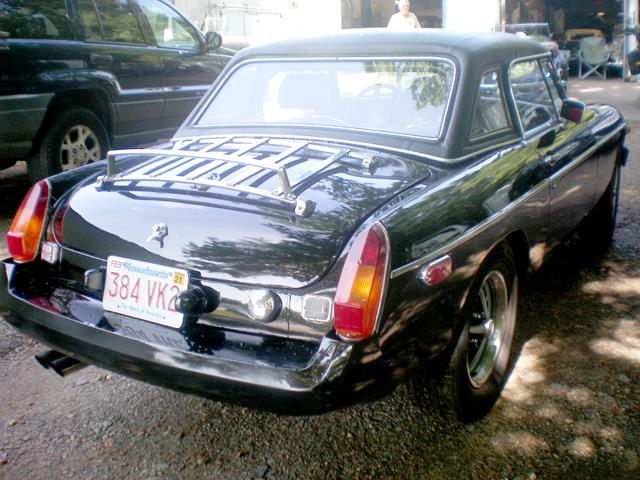 1979 MG MGB (CC-1275210) for sale in Rye, New Hampshire