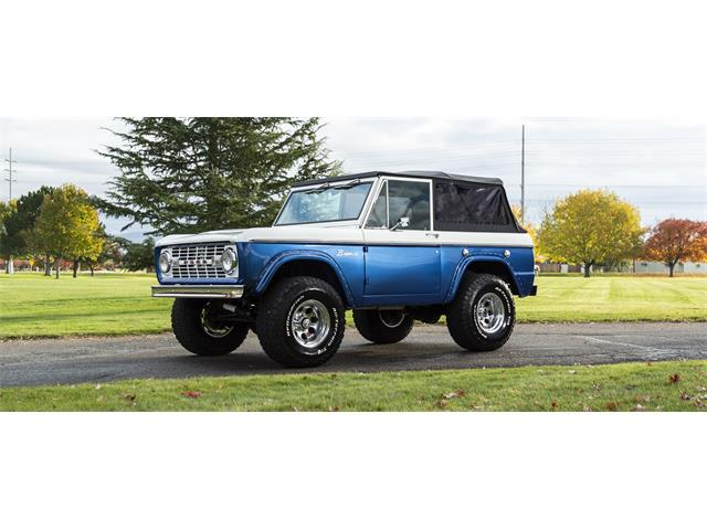 1975 Ford Bronco (CC-1275218) for sale in Boise, Idaho