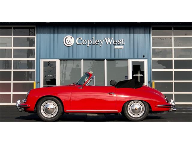 1964 Porsche 356 (CC-1275223) for sale in Newport Beach, California
