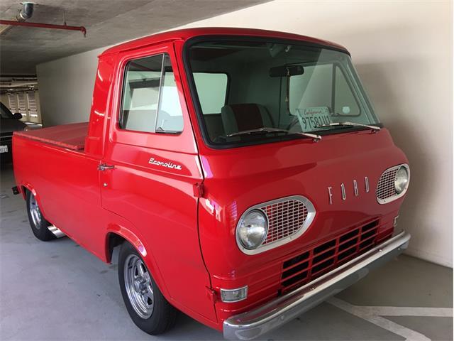 1962 Ford Econoline (CC-1275231) for sale in Irvine, California