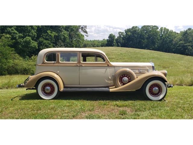 1934 Pierce-Arrow 840A (CC-1275233) for sale in Suwanee, Georgia
