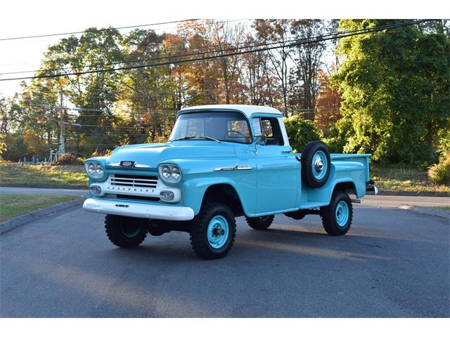 1958 Chevrolet Apache (CC-1275235) for sale in Orange, Connecticut