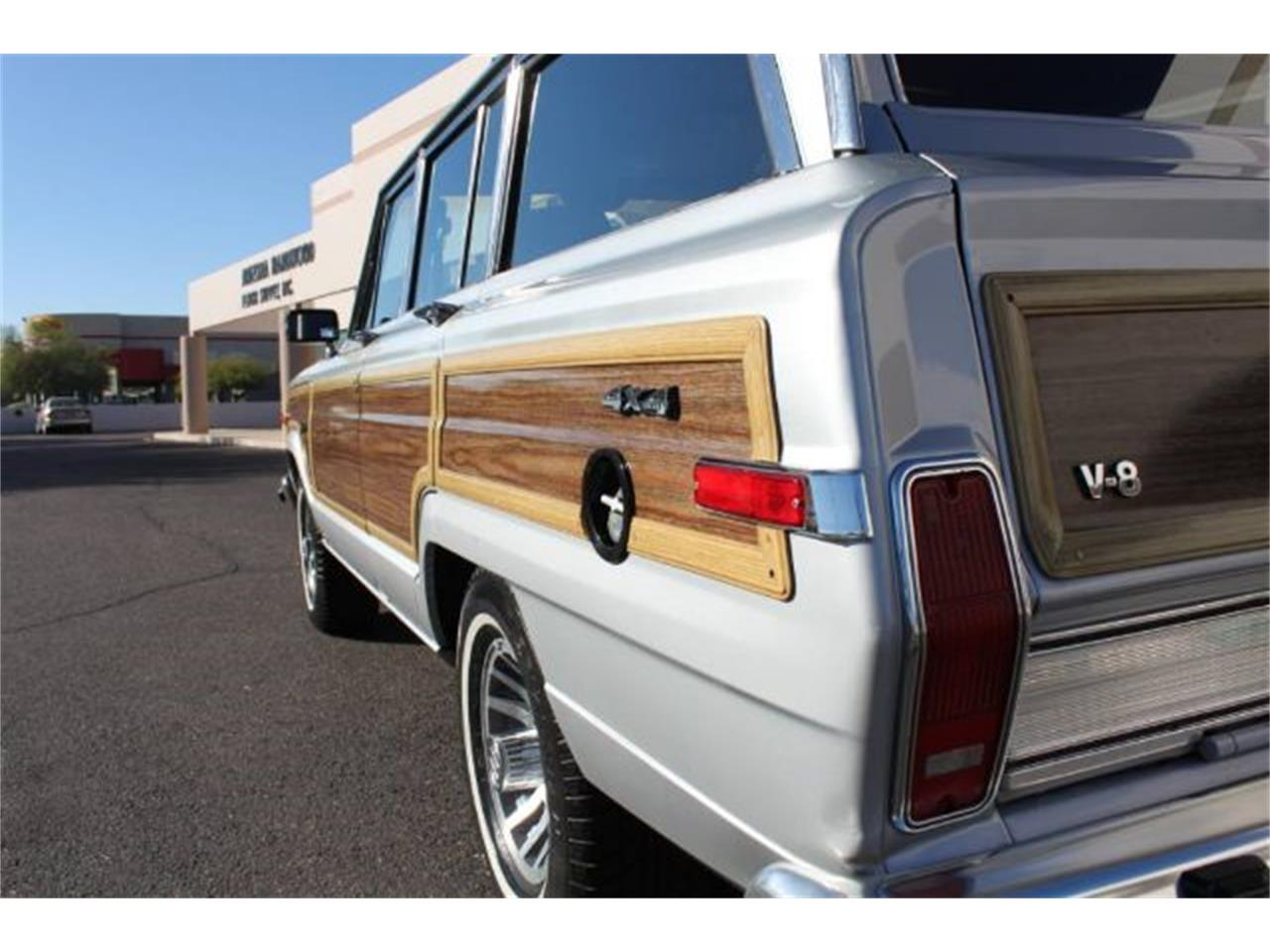1989 Jeep Grand Wagoneer (CC-1275238) for sale in Scottsdale, Arizona