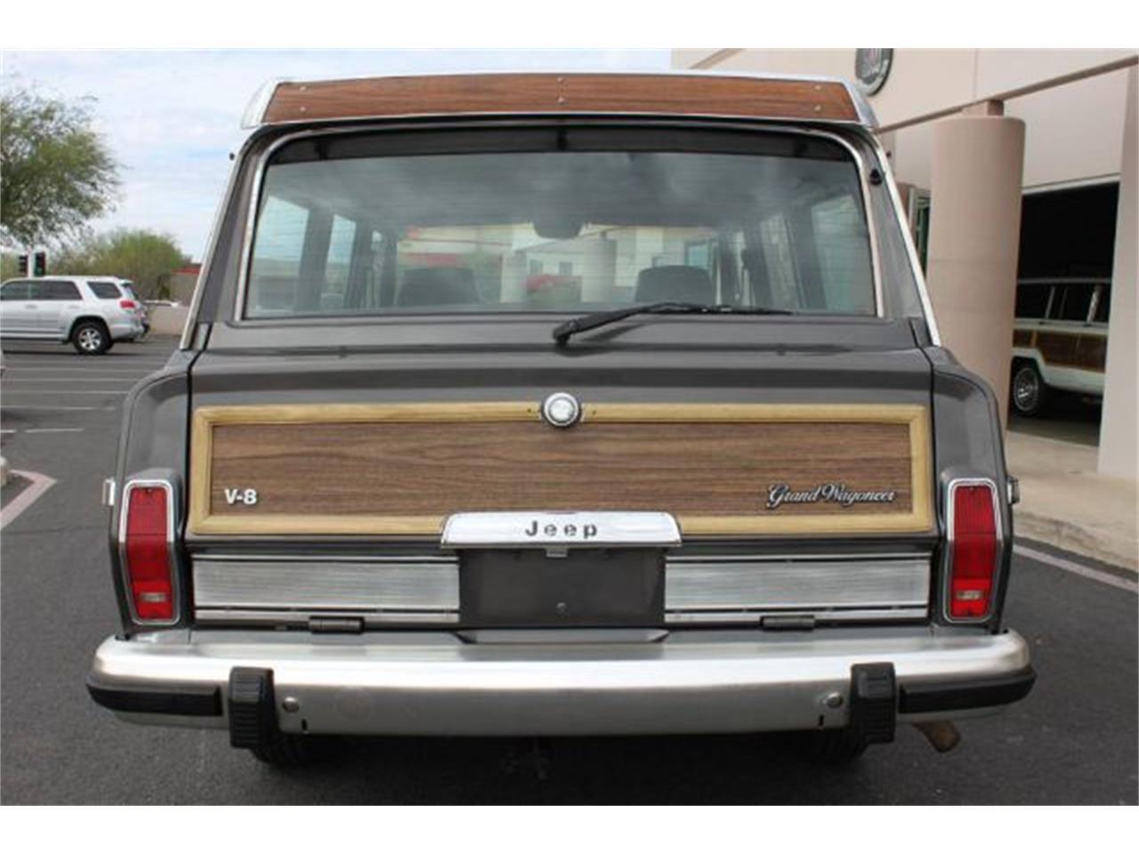 1989 Jeep Grand Wagoneer (CC-1275243) for sale in Scottsdale, Arizona