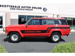 1983 Jeep Cherokee (CC-1275245) for sale in Scottsdale, Arizona