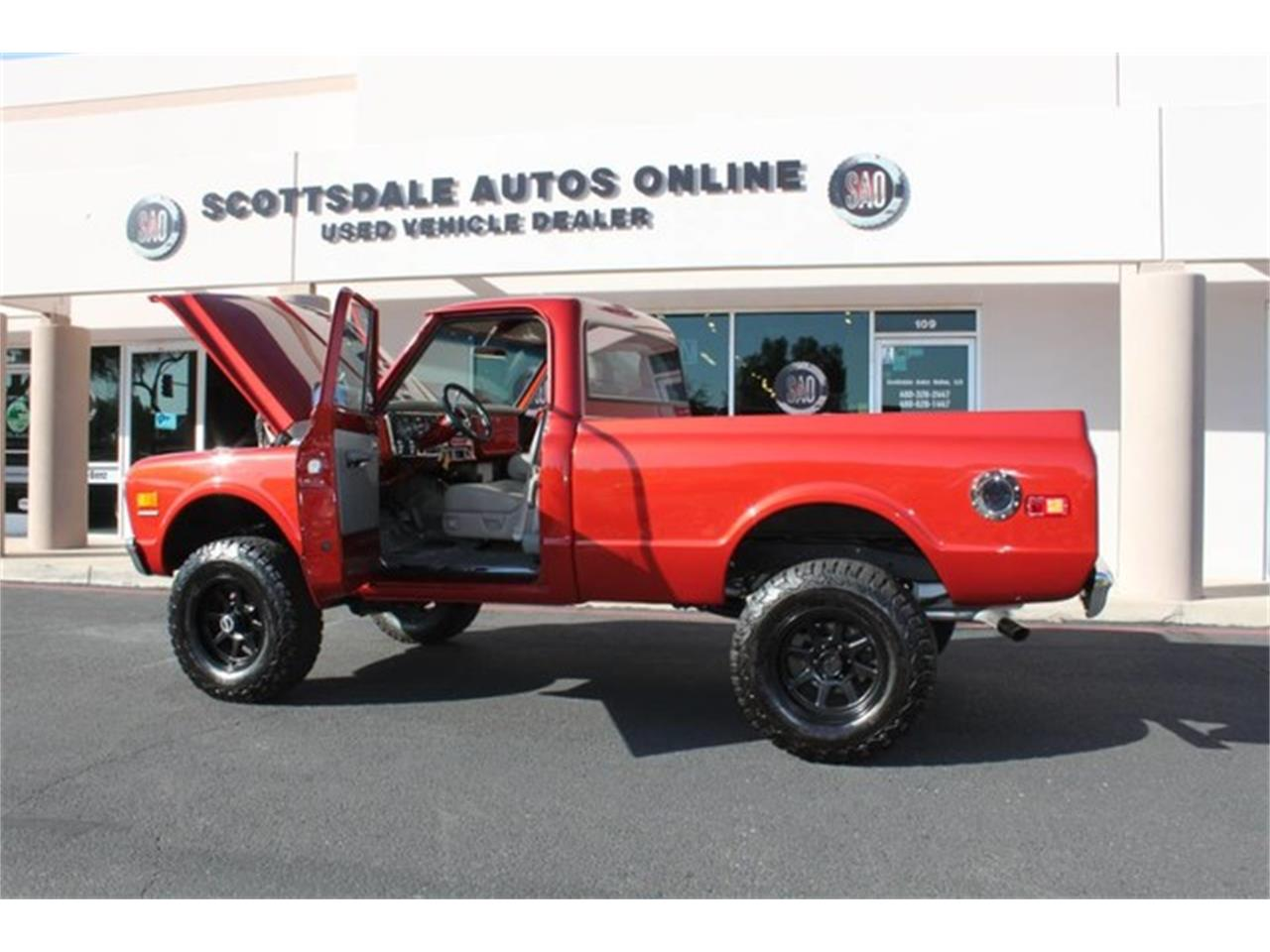 1968 Chevrolet K-10 (CC-1275256) for sale in Scottsdale, Arizona