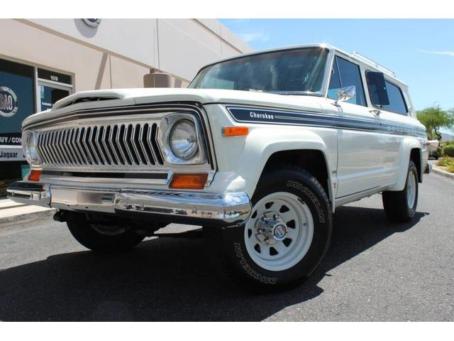 1977 Jeep Cherokee (CC-1275257) for sale in Scottsdale, Arizona