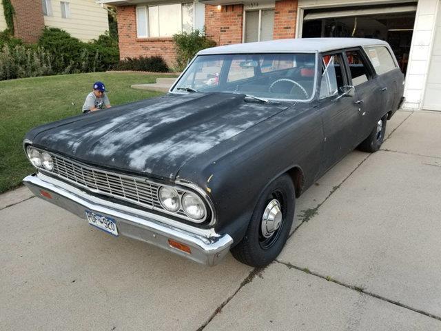 1964 Chevrolet Malibu Wagon
