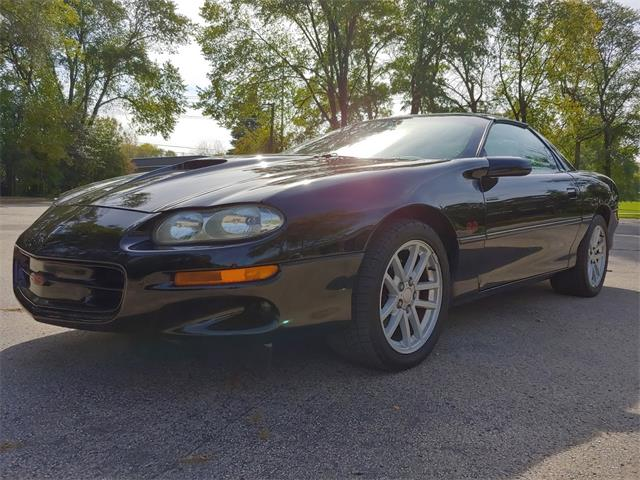 2001 Chevrolet Camaro (CC-1275264) for sale in Richmond, Illinois