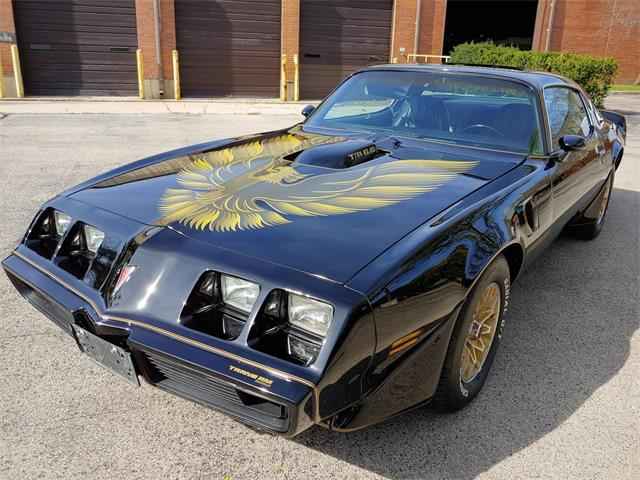 1979 Pontiac Firebird Trans Am (CC-1275266) for sale in Richmond, Illinois