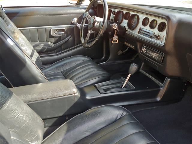 1979 Pontiac Firebird Trans Am (CC-1275266) for sale in Richmond, Illinois