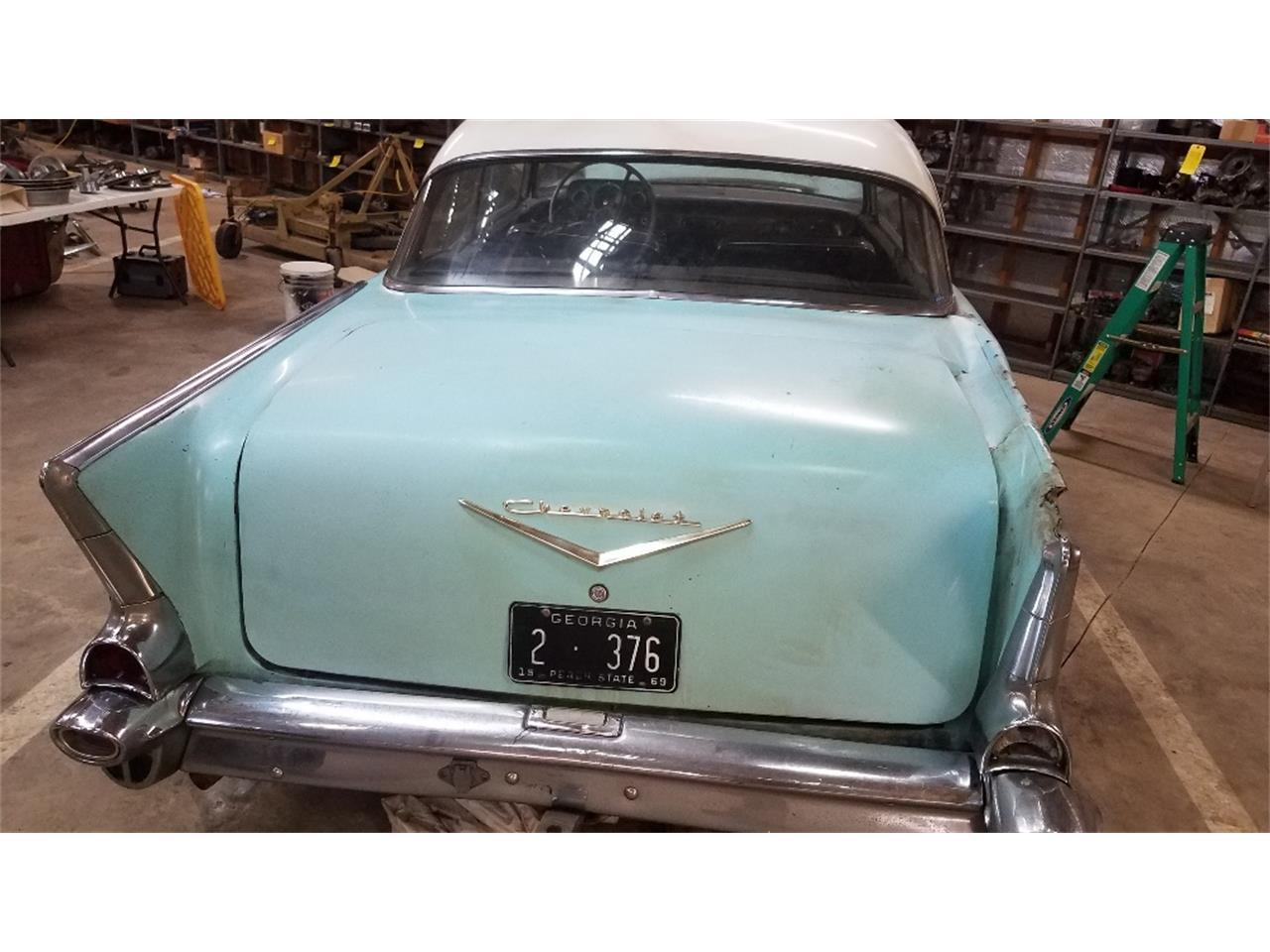 1957 Chevrolet Bel Air (CC-1275267) for sale in Suwanee, Georgia