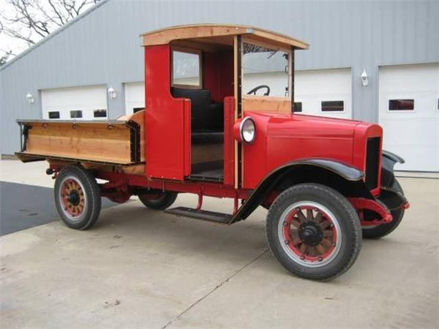 1924 International Truck (CC-1270528) for sale in Cadillac, Michigan