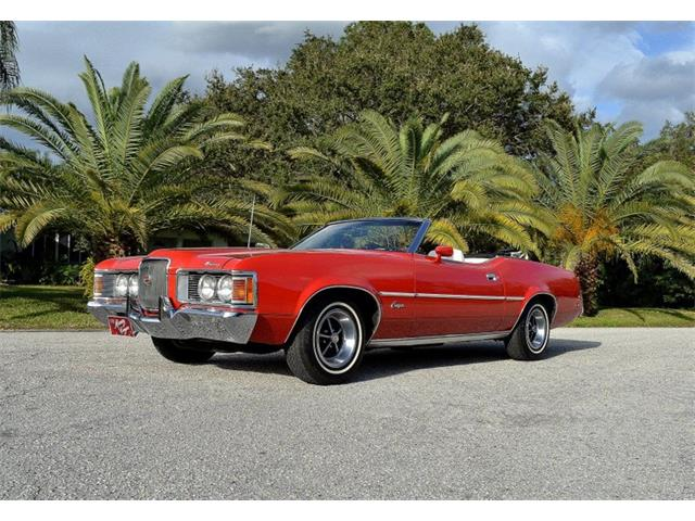 1972 Mercury Cougar (CC-1275280) for sale in Punta Gorda, Florida