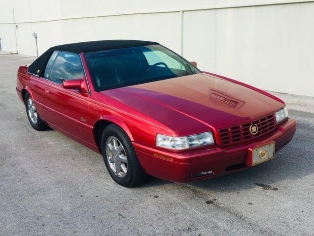 1999 Cadillac Eldorado (CC-1275291) for sale in Punta Gorda, Florida