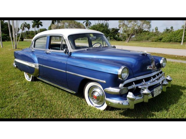 1954 Chevrolet Bel Air (CC-1275292) for sale in Punta Gorda, Florida