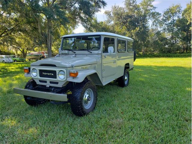 1985 Toyota Land Cruiser FJ (CC-1275300) for sale in Punta Gorda, Florida