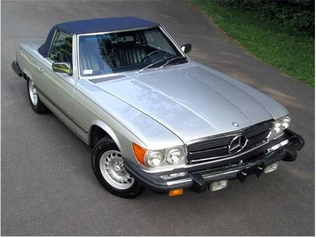 1982 Mercedes-Benz 380SL (CC-1275311) for sale in Punta Gorda, Florida