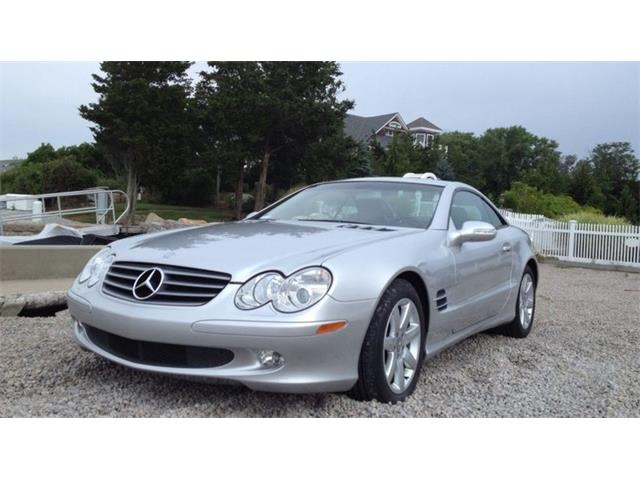 2003 Mercedes-Benz SL500 (CC-1275313) for sale in Punta Gorda, Florida