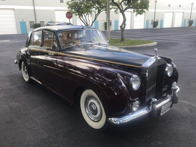 1962 Rolls-Royce Silver Cloud (CC-1275318) for sale in Punta Gorda, Florida