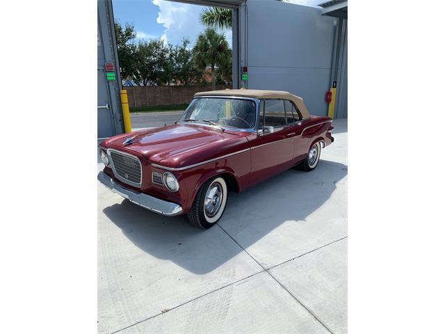1960 Studebaker Lark (CC-1275340) for sale in Punta Gorda, Florida