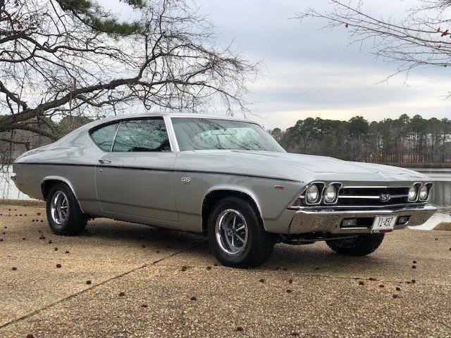 1969 Chevrolet Chevelle (CC-1275356) for sale in Punta Gorda, Florida