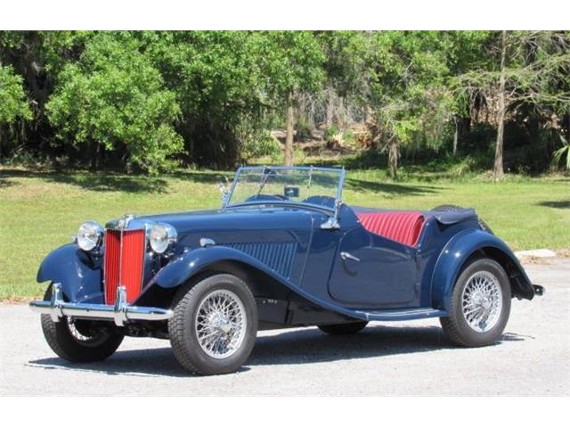 1952 MG TD (CC-1275369) for sale in Punta Gorda, Florida