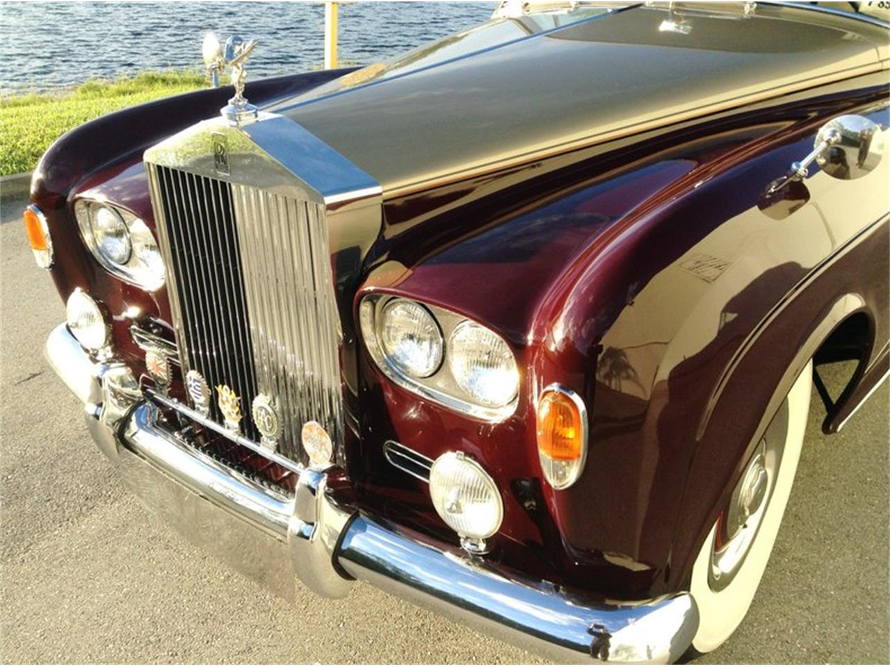 1963 Rolls-Royce Silver Cloud (CC-1275384) for sale in Punta Gorda, Florida