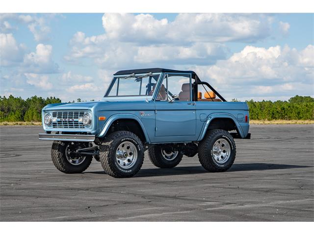1977 Ford Bronco (CC-1275397) for sale in Pensacola, Florida