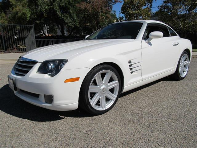 2004 Chrysler Crossfire (CC-1275399) for sale in SIMI VALLEY, California