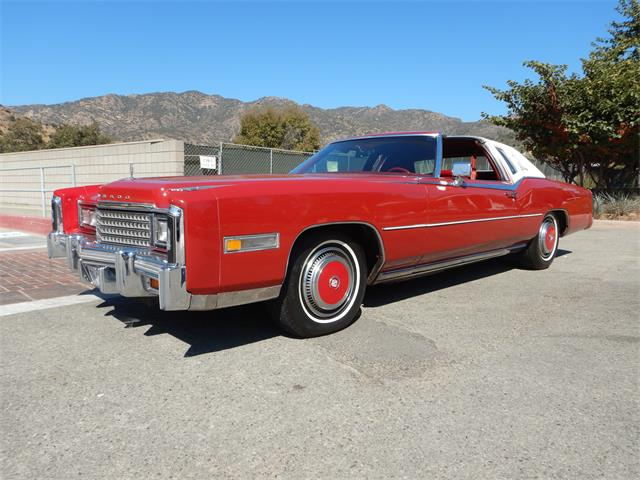 1978 Cadillac Eldorado Biarritz (CC-1270054) for sale in woodland hills, California