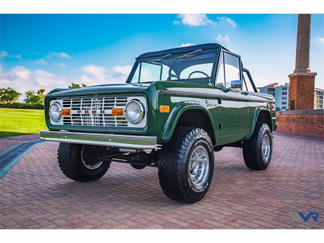 1971 Ford Bronco (CC-1275415) for sale in Pensacola, Florida